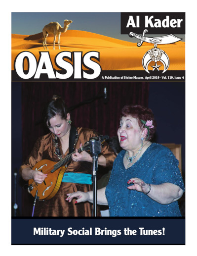 Oasis Cover - 2019-04