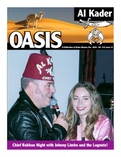 Oasis Cover - 2019-12