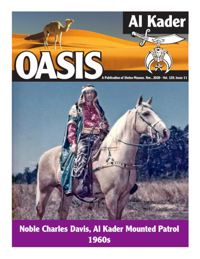 Oasis Cover - 2020-11
