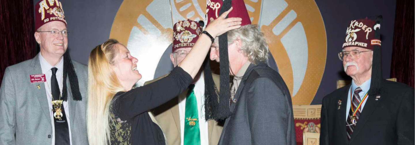 Becoming a Shriner