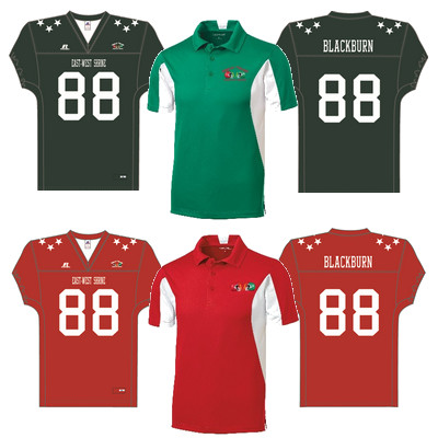 East-West Shrine Game Apparel